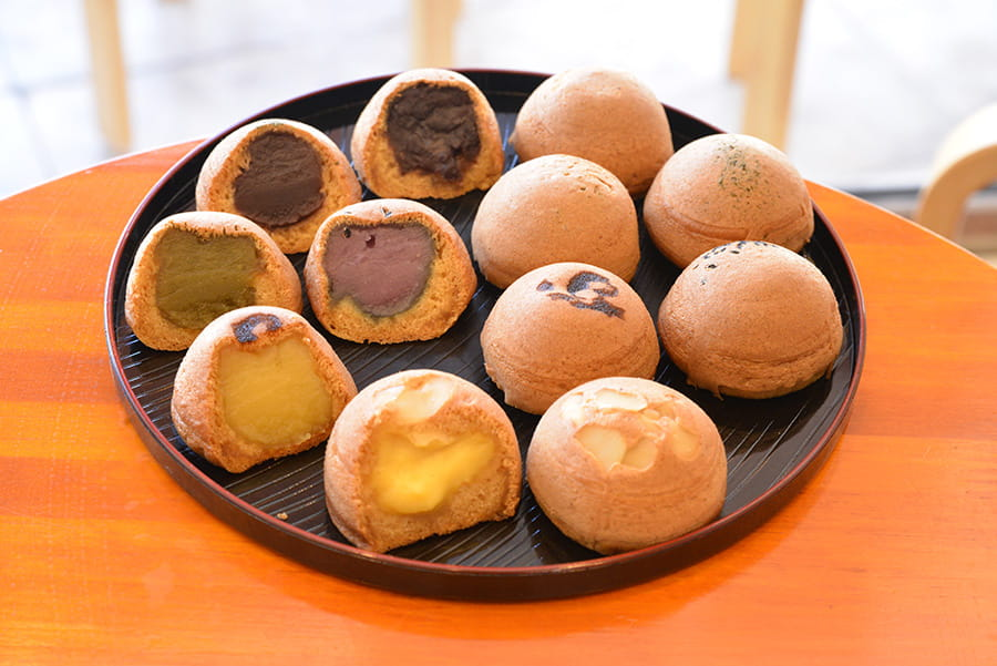 The birthplace of Ise's treats: Mitsubashi Panju