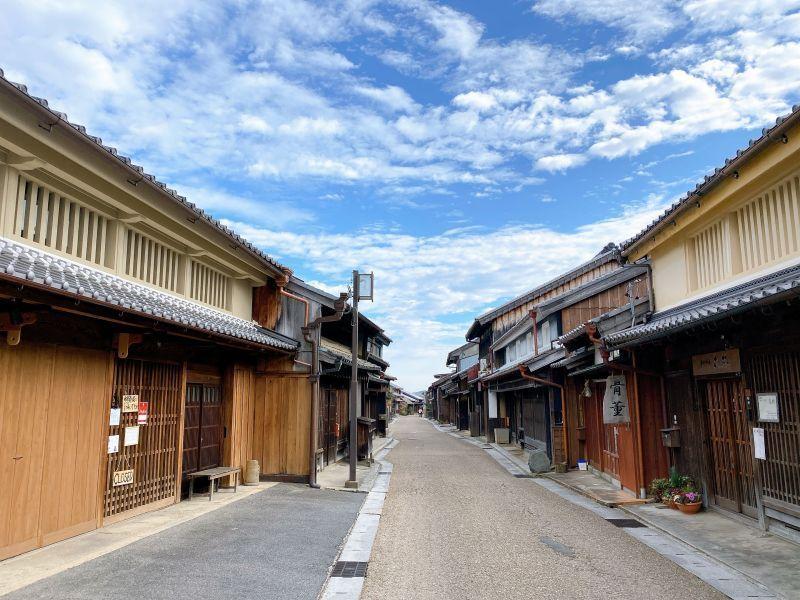 关宿:从江户到昭和的日本,都凝缩在这条用温情浇灌的驿站古街