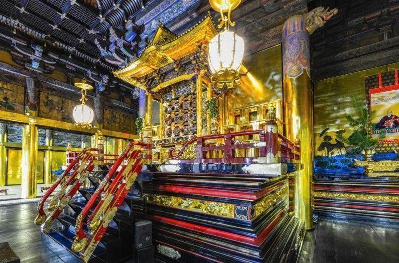 三重县最初的建筑国宝——高田本山专修寺,为什么值得一看?
