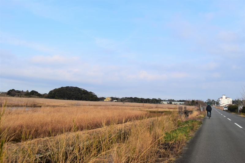 Cycling-Travelling around Ise-Shima on two wheels!