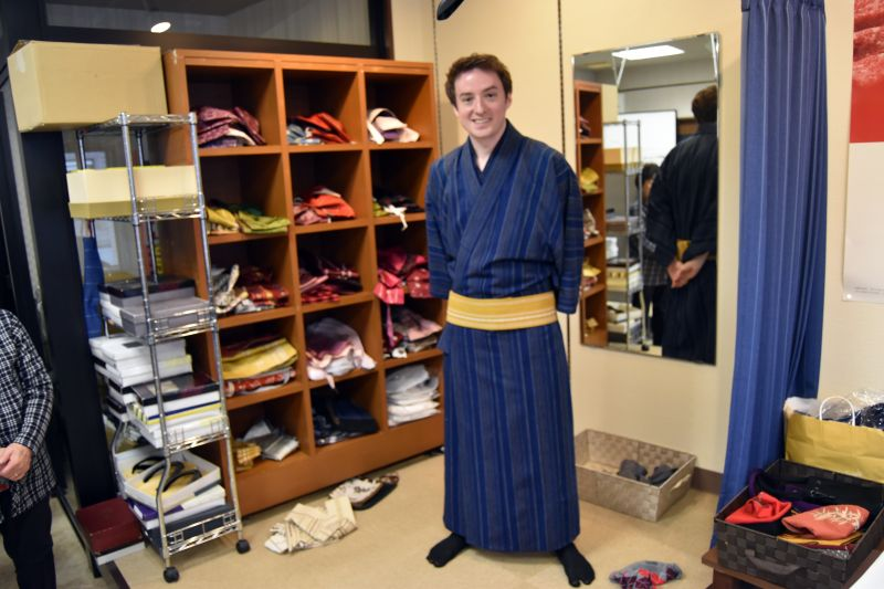 Matsusaka City and Momen:The Hottest Styles of the Japan of Yore Never Go Out of Fashion! Try on the Elegant Attire Made of Matsusaka Momen