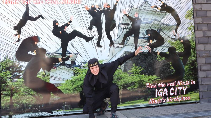 Igaryu Ninja Museum: Authentic Ninja Experience in Japan