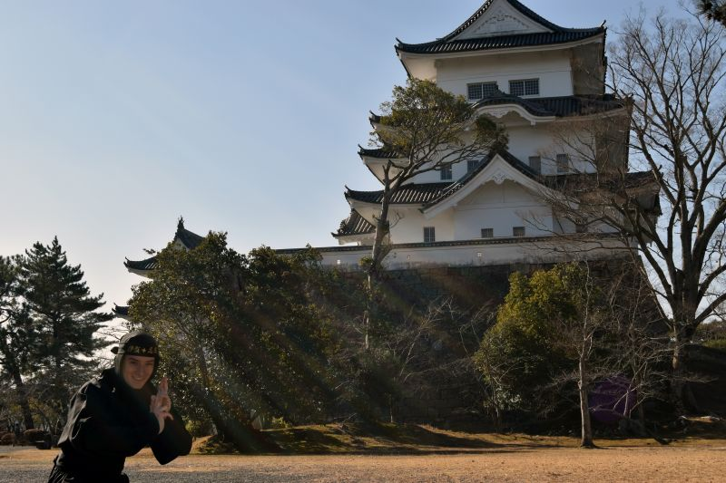 Iga Ueno Castle: You Can Enjoy Castle and Ninja Experience in Japan