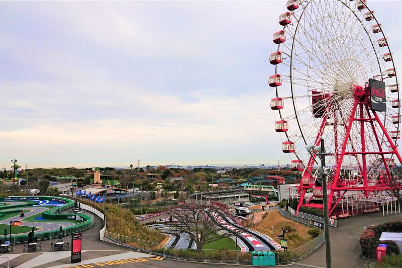 Suzuka Circuit: Fast Family Fun at a Huge Amusement Park