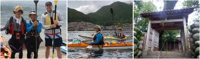 MIKISATO BEACH KAYAKING AND SHRINE PILGRIMAGE - Follow the Ancient Path of Edo Period Pilgrims by Kayak to Beautiful Asuka Shrine