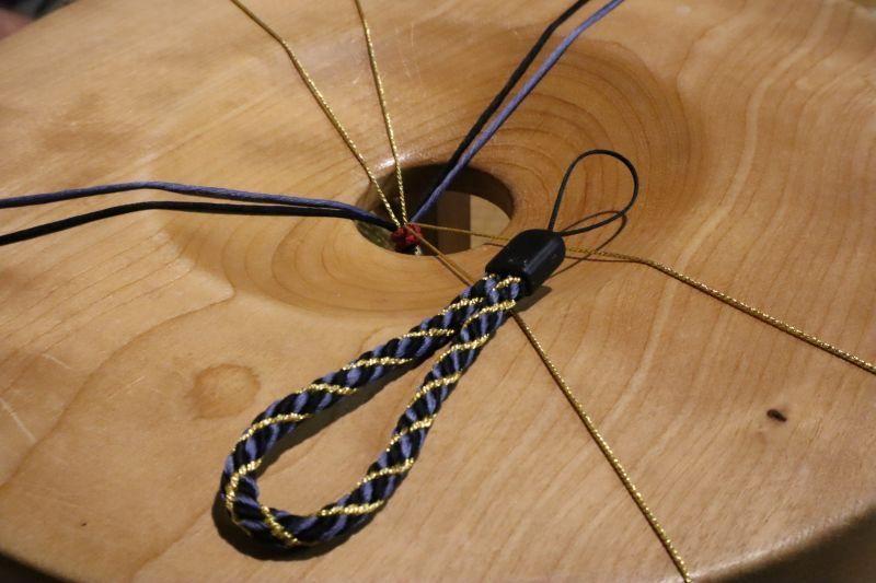 Learn the art of traditional kumihimo weaving at Kumi no Sato.