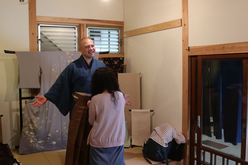 Explore Matsusaka's Edo Period merchant houses and castle ruins in a kimono
