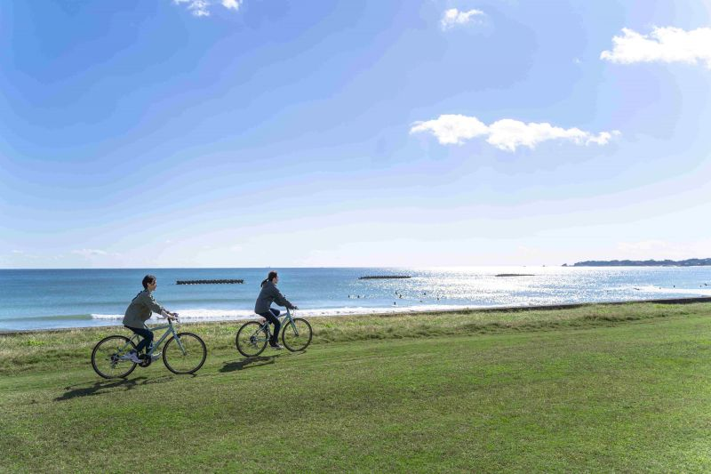 Cycling and Sightseeing: Explore the Ise-Shima Region on Two Wheels