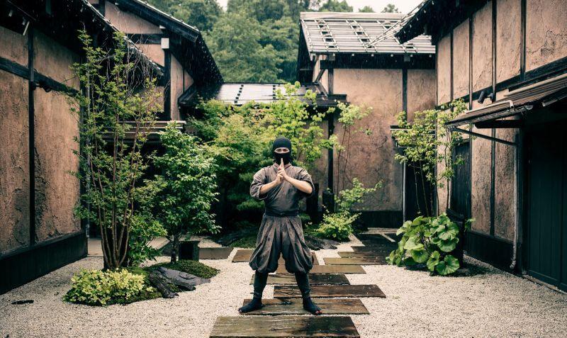 Dive into the Ninja World at Ninja Kingdom Ise!