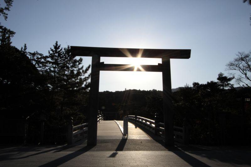 El santuario de Ise Jingu, un lugar que todos quieren visitar al menos una vez en la vida, y el camino de peregrinaje de Kumano Kodo, inscrito en el Patrimonio de la Humanidad