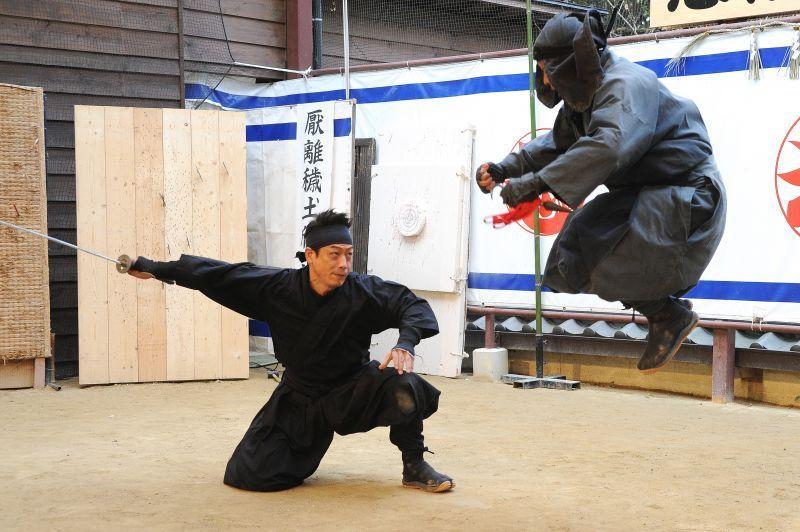 Iga, el lugar de origen de los ninja, y Toba/Shima, donde viven las ama