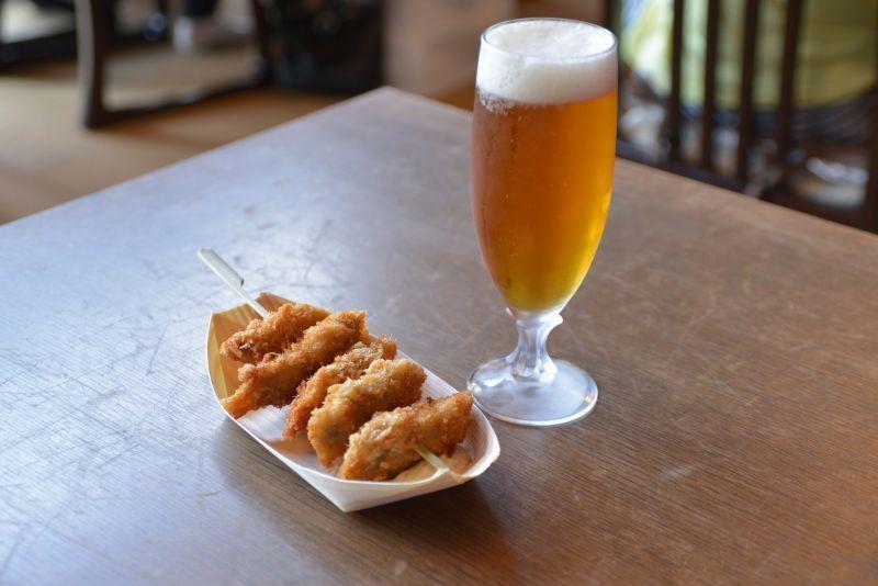 Cerveza Ise-Kadoya, establecimiento Naiku-mae