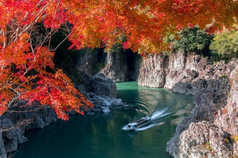 도로쿄 협곡(도로핫초)