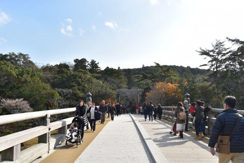 일본인들의 마음의 고향, 이세신궁을 만나러 가는 법.