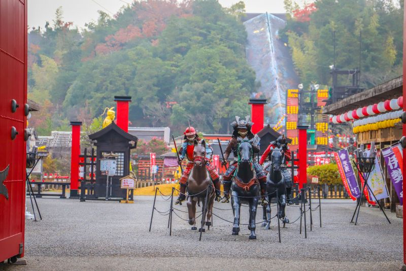 Ise Ninja Theme Park: ศาสตร์แห่งอิเสะนินจาภายในดินแดนที่เต็มไปด้วยค่ายกลมากมาย เข้ามาแล้วหาทางออกไปให้ได้ล่ะ