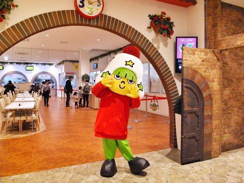 Oyatsu Town ดินแดนแสนอร่อย ที่พ่อแม่และเด็กๆเล่นสนุกด้วยกันได้