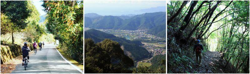 หลอมรวมธรรมชาติเข้ากับประวัติศาสตร์บนเส้นทางแสวงบุญคูมาโนะโคโดอันเก่าแก่
