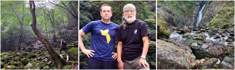 ออกสำรวจหุบเขาโอซูงิดานิร่วมกับฤๅษีแห่งขุนเขา ใช้เวลาหนึ่งวันในอุทยานแห่งชาติร่วมกับไกด์นำทางผู้เชี่ยวชาญ