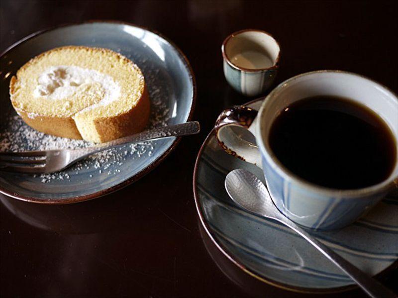 五十鈴川咖啡