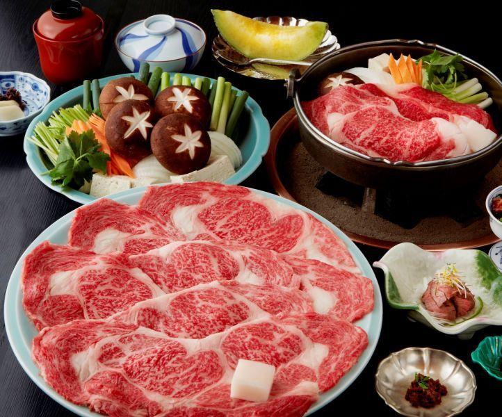 最具代表性的松阪牛名店「和田金」