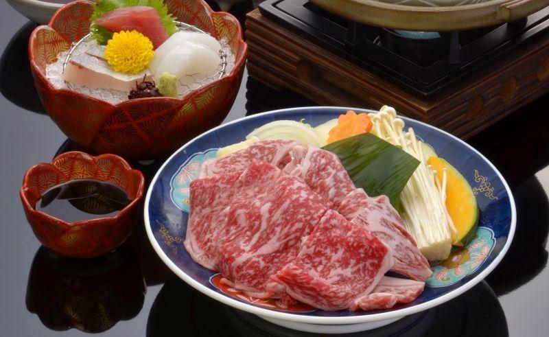 在「伊勢路」品嘗帶點優雅風情的日式午餐
