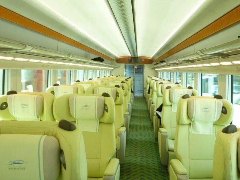 搭乘近鐵觀光特急「島風」,在「最頂級的款待中前往伊勢志摩」