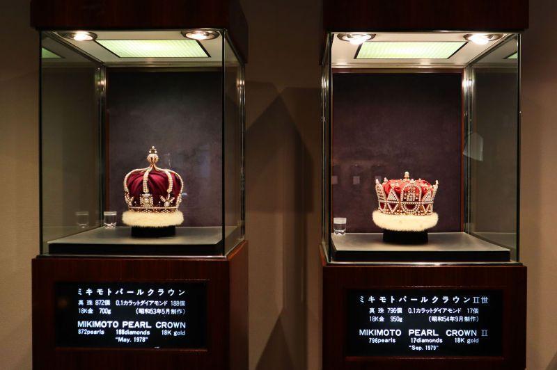 高級珍珠代名詞「御本木」, 從史上最早成功養殖珍珠,到打造全球讚嘆的珍珠王國全記錄之休閒博物館。