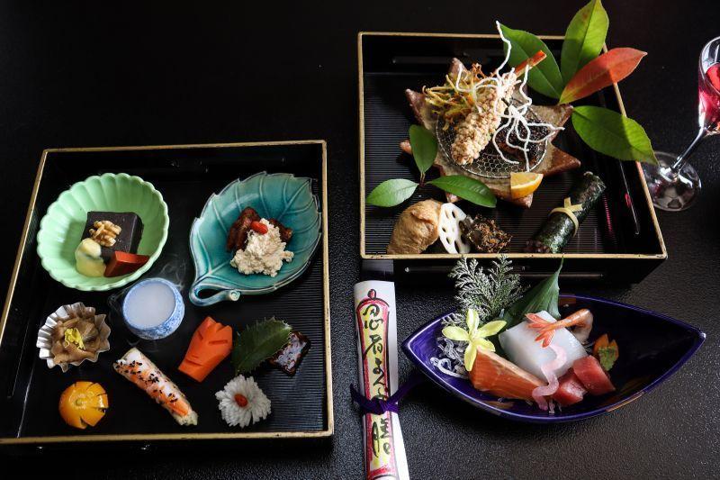 忍者料理-伊賀忍者的後裔親自掌廚,料理中暗藏輕盈忍術與美味隱術。