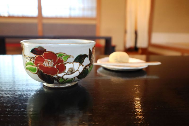 簡單入門日本茶道的禪意與美學,品嘗抹茶與和菓子,推薦茶室「泗翠庵」。