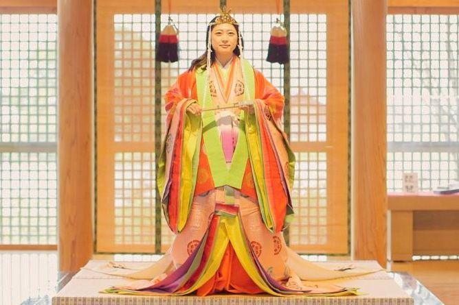 到「齋宮」身歷其境千年前的日本,感受日本歷史中的絢爛豪華!