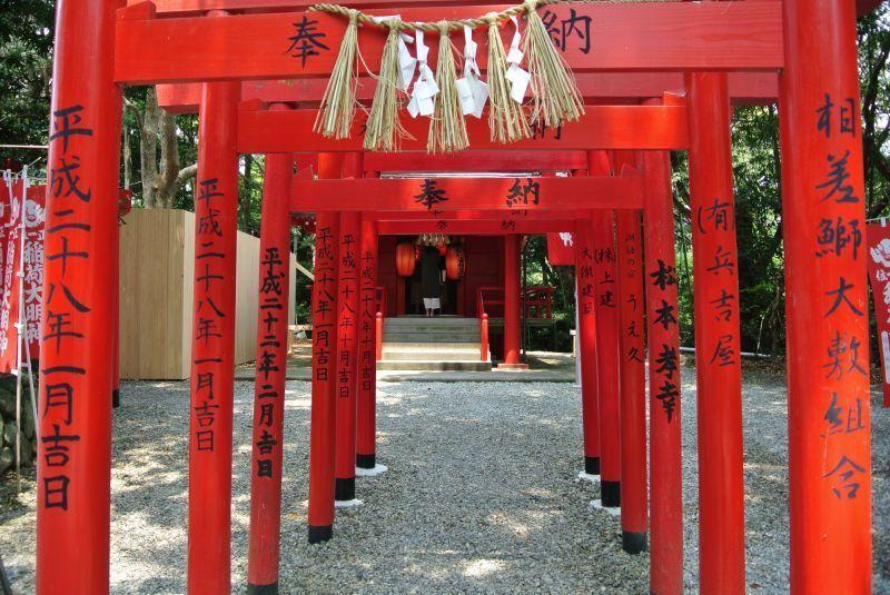 石神大人(神明神社)