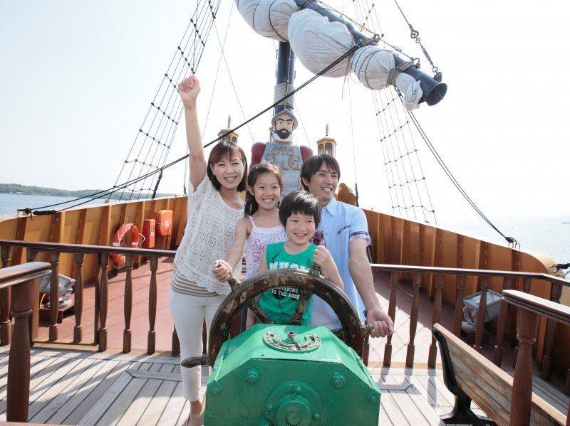賢島觀光船希望號【英虞灣遊覽】